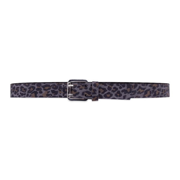 Army belt 0.30 animalier smog closed
