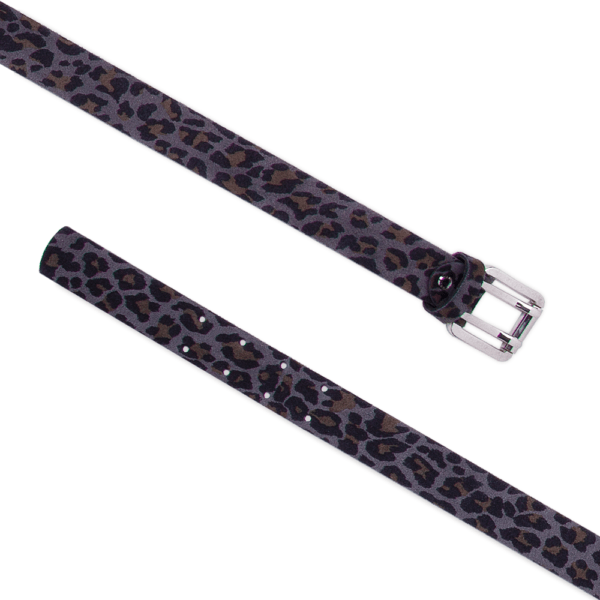 Army belt 0.30 animalier smog open
