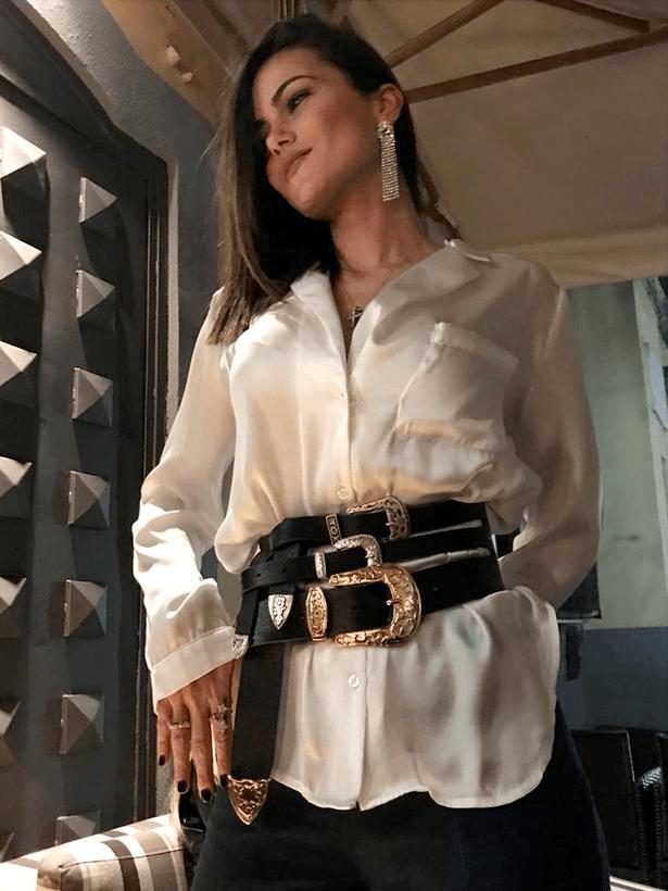 Accessory Designer Lucia Albano