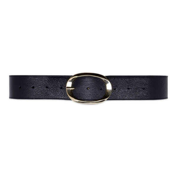 Shine belt 0.45 closed black
