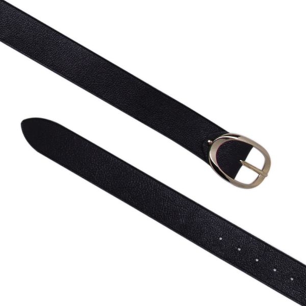 Shine belt 0.45 open black